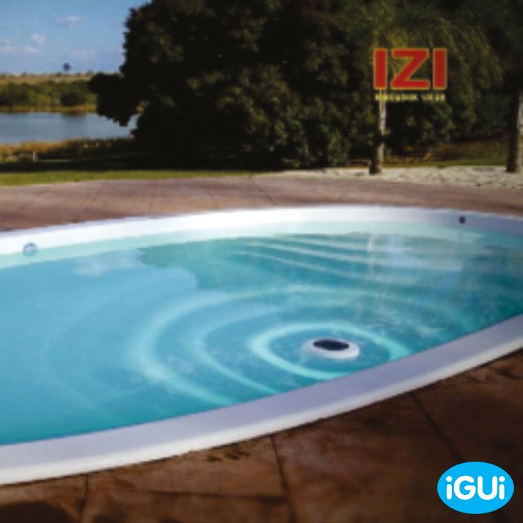 ionizador solar para piscina izi igui piscinas r